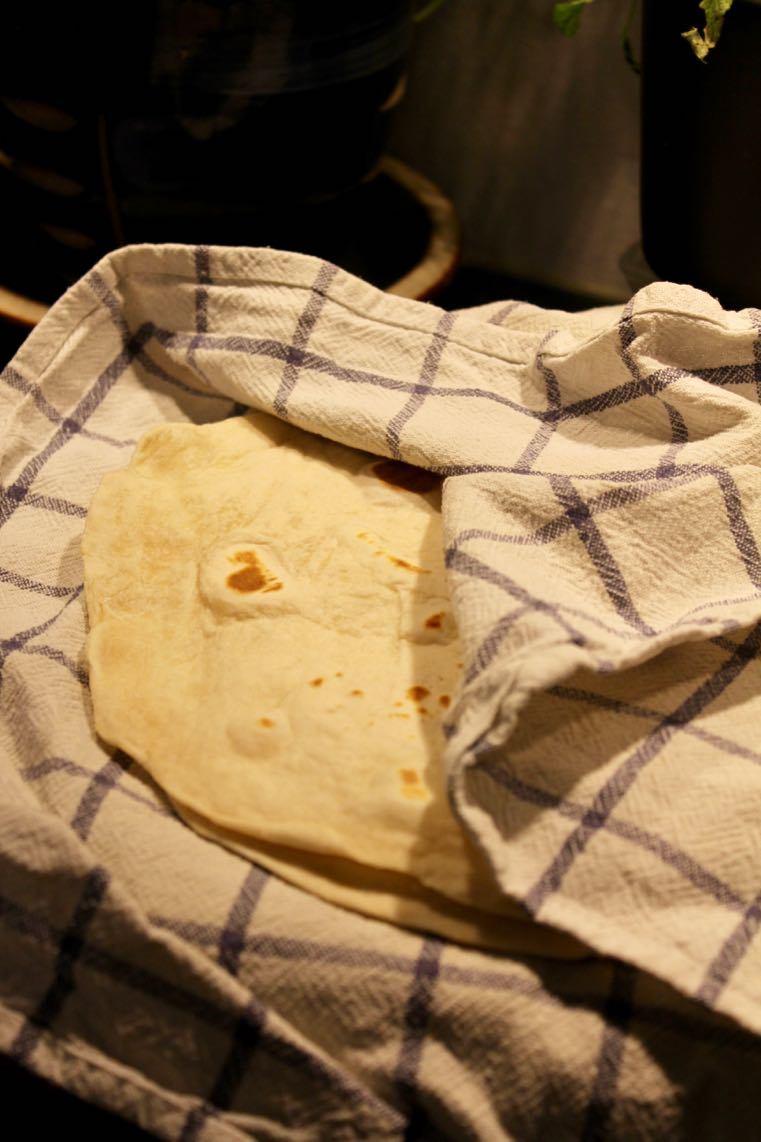 Grove tortillas